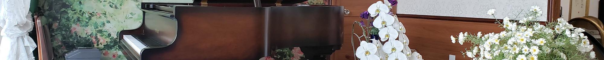 3歳~のピアノ教室